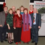 2011 Board of Directors with Dalia Eshkenazi Landau