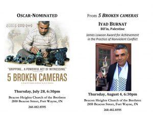 Iyad Burnat - Cinema Center slide