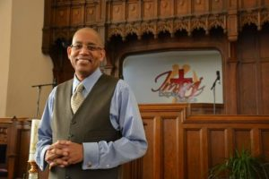 Rev. Bill McGill