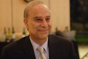 Ambassador Dr Akbar Ahmed