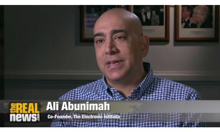 Ali Abunima the Electronic Intifada