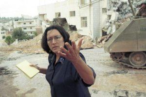 Amira Hass Israeli journalist and author